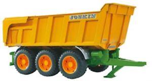 Bruder 02212 Joskin Wannenkippanhänger günstig kaufen Spielzeugautos & Zubehör