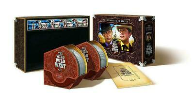 The Wild West: Complete TV Series Sealed New!
