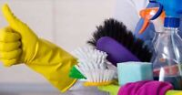 Cleaning service Maynard area
