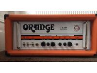 Orange TH 100 watt guitar valve amp