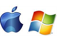 Fresh Install of Windows / Mac OS on your Laptop/Mac