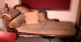 Chaise Longue - Victorian