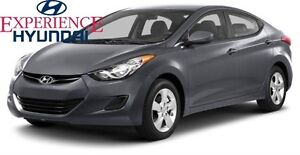 2013 Hyundai Elantra GL ALLOY WHEELS