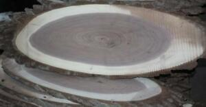 Canadian Walnut Serving Tray Chopping Cheese Boards, Wholesale is Also Available for Woodcraft Shops