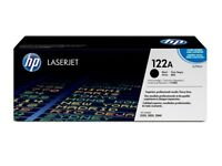 HP 122A (Q3960A) Black Original LaserJet Toner Cartridge