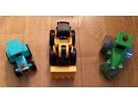 Bob the builder cars