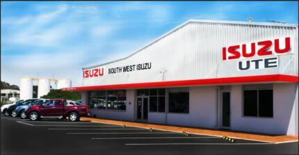 South West Isuzu
