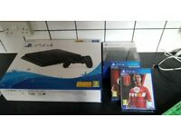Brand new PS4 1TB with 2 games