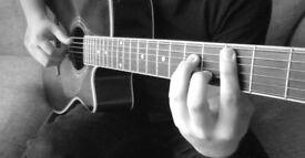Guitar Lessons Glasgow Southside - Shawlands