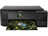 Epson EcoTank ET-7700 All in One Inkjet Printer - Black