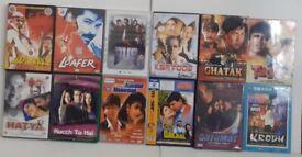 Multiple Indian DVDs