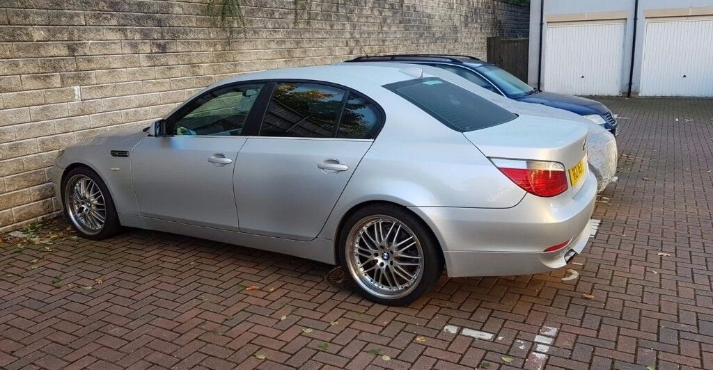 Bmw 530i auto e60 gearbox problem | in Shepton Mallet, Somerset | Gumtree