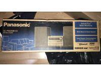 Panasonic SC-PM250EB Bluetooth Micro System - Silver