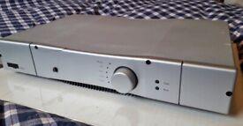 Rega Planet CD player with Rega Mira amp plus remote control.