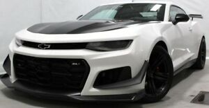 2018 Chevrolet Camaro ZL1 supercharged 1LE package manuelle gps