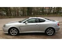 HYUNDAI COUPE SE AUTOMATIC 2006 ONE OWNER FROM NEW 90K MILES MOT UNTIL SEPTEMBER