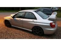 Subaru Impreza STI Rep