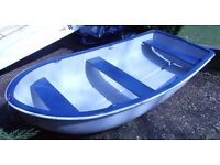 For sale is this Dinghy Boat Tender Ideal for Fishing or fun on water(3)