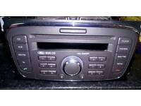 FORD 2006cd STEREO MONDEO FOCUS C MAX