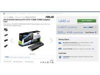 ASUS NVIDIA GeForce GTX 1070 Ti 8GB Graphics Card - £280