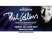 Phil Collins x 2 tickets Hyde Park