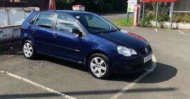 2009 Vw Volkswagen Polo Match 60 - Great runner