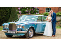 Rolls-Royce Wedding Car Hire, Bedfordshire and surrounding counties