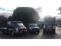 24/7 Car and Van Breakdown Recovery Transport & Accident Services Any Vehicle