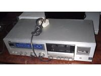 jvc kd v22b tape deck separate