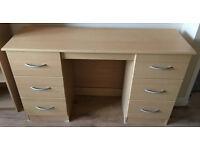 Wooden Office PC Desk