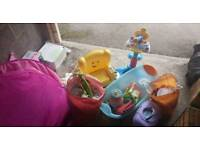 Baby toys and accessories