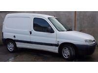 Peugeot partner LX HDI 2001.12 months mot