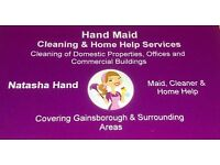 Domestic Cleaner - Cleaning services in Gainsborough and surrounding areas