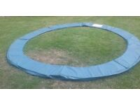 10 FT TRAMPOLINE SPRING COVER PADDING