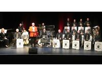 Tunes and Latin Percussionist required for Big Band