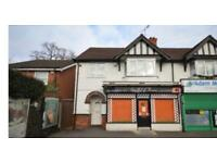 Shop to let - Marston Green High Street - Prime location - contact now