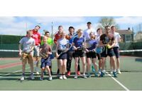Tennis for kids Henleaze