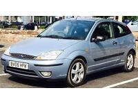 2005 (MAR05) FORD FOCUS 1.8 EDGE - 1 OWNER - LONG MOT - LOW MILES - PETROL - FSH