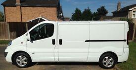 Vauxhall Viavaro Sportive LWB. Full MOT, Service History, Private Seller NO VAT!