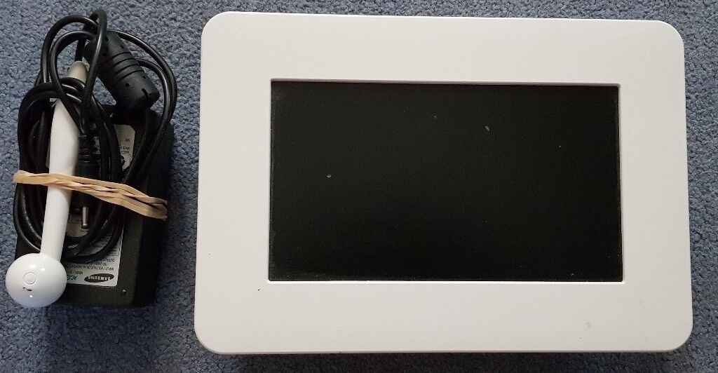 Samsung Spf 71es 7 Digital Photo Frame In Aberdeen Gumtree