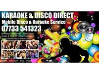 Professional Mobile Disco - Weddings / Birthdays / Kids Party's / Karaoke