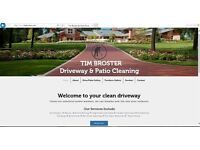 Tim Broster Driveway and Patio Cleaning