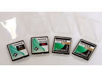 FUJIFILM COMPACT FLASH MEMORY CARDS X4
