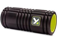 Grid Roller, Massage Roller, Versatile Foam Roller, Targeted Massage, 13''/33cm