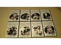 Stan and Ollie collection dvds