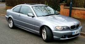 BMW E46 2.2 Petrol 170BHP