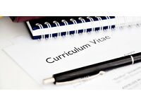 Professional CV Writing Service - experienced recruitment consultant