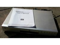 dvd recorder/player +remote