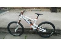 canyon torque dowhill bike