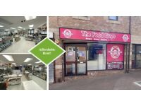 RETAIL UNIT, CAFE OR RESTAURANT | Immaculate Condition | High Street, Felling, Gateshead | C190